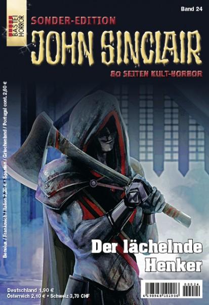 John Sinclair Sonderedition: Abo - jährliche Zahlung (26 Hefte/Jahr)