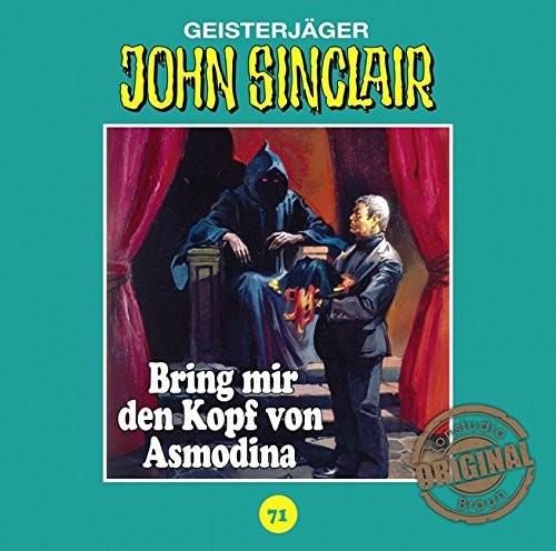 John Sinclair Tonstudio-Braun CD 71: Bring mir den Kopf von Asmodina (Teil 3)