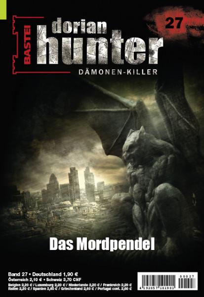 Dorian Hunter 27: Das Mordpendel