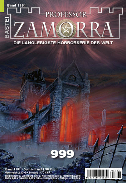 Professor Zamorra 1191: 999