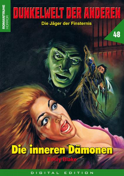 E-Book Dunkelwelt der Anderen 48: Die inneren Dämonen