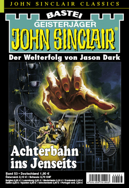 John Sinclair Classics 53: Achterbahn ins Jenseits