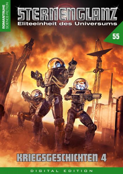E-Book Sternenglanz 55: Kriegsgeschichten 4