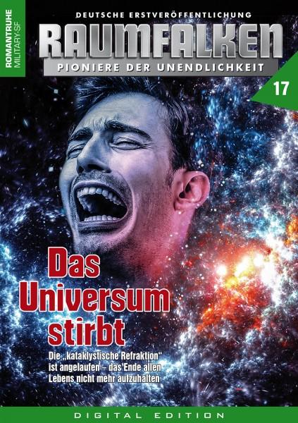 E-Book Raumfalken 17: Das Universum stirbt