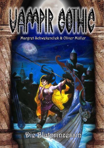 E-Book Vampir Gothic 27: Die Blutprinzessin