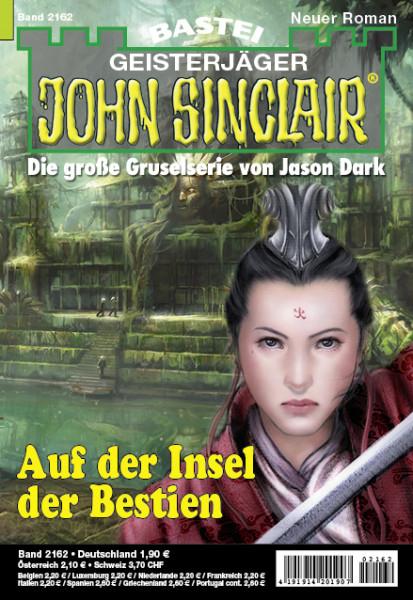 John Sinclair 2162: Auf der Insel der Bestien