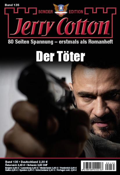 Jerry Cotton Sonderedition 135: Der Töter