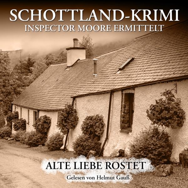 MP3-DOWNLOAD Inspector Moore ermittelt 8: Alte Liebe rostet!