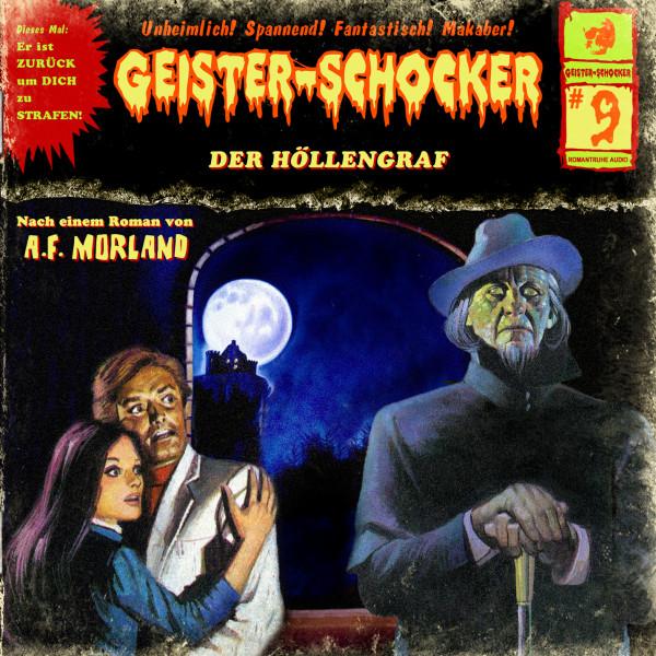 MP3-DOWNLOAD Geister-Schocker 09: Der Höllengraf