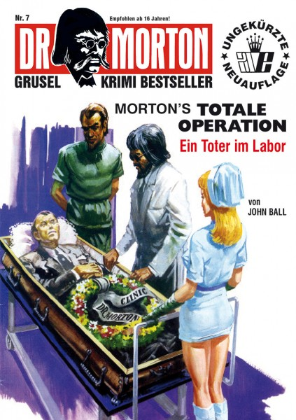 Ebook Dr. Morton 7: Morton's totale Operation