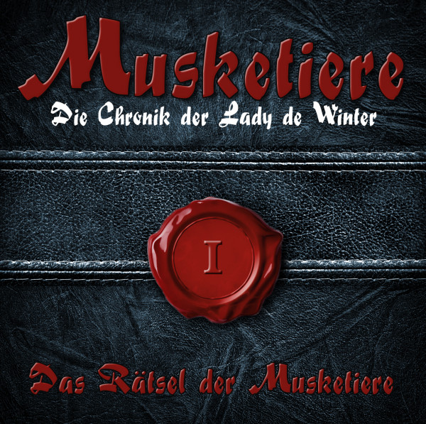 MP3-DOWNLOAD Musketiere 1: Das Rätsel der Musketiere