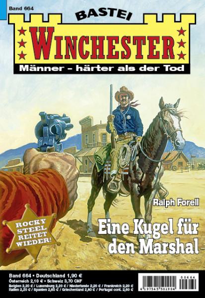 Winchester 664: Eine Kugel für den Marshal