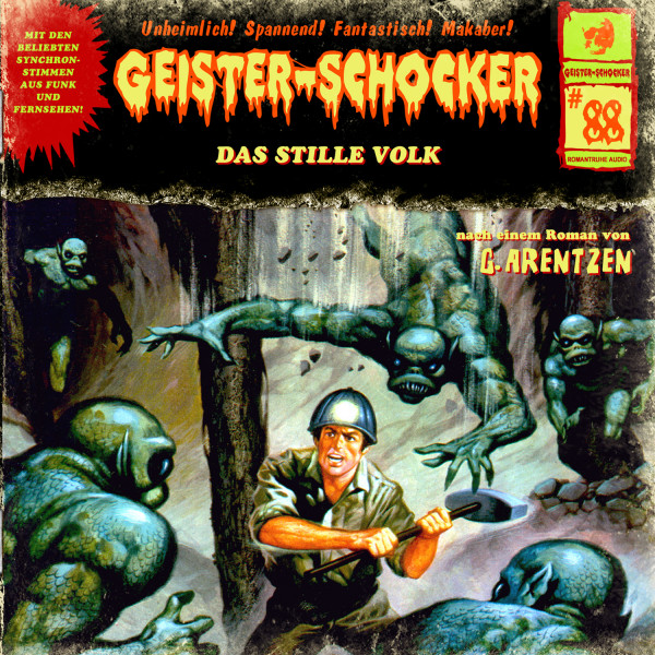 MP3-DOWNLOAD Geister-Schocker 88: Das stille Volk