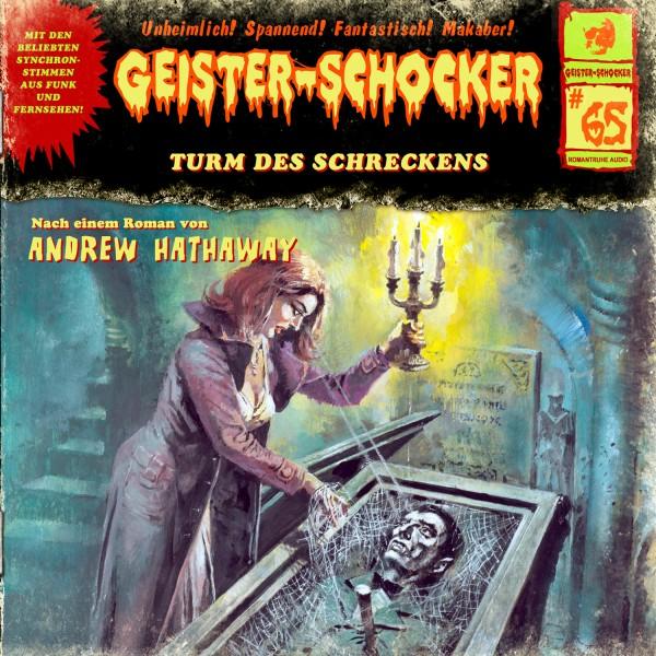 Geister-Schocker CD 65: Turm des Schreckens