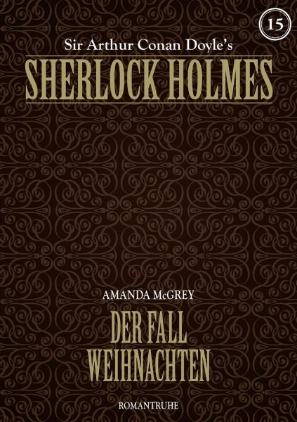 E-Book Sherlock Holmes 15: Der Fall Weihnachten