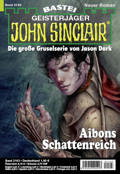 John Sinclair 2143: Aibons Schattenreich