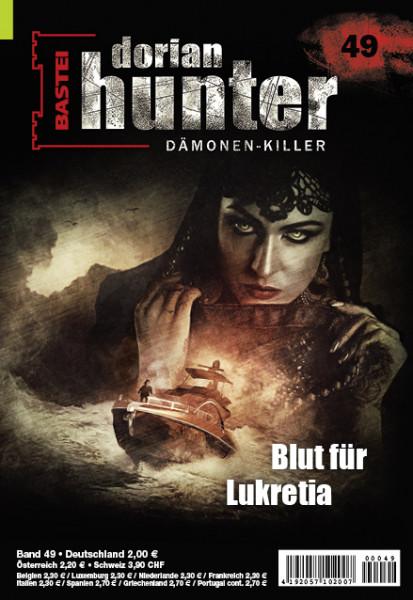 Dorian Hunter 49: Blut für Lukretia