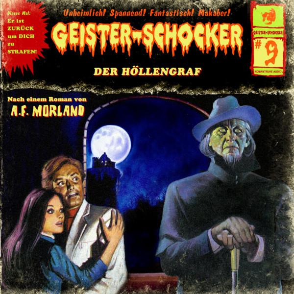 Geister-Schocker CD 09: Der Höllengraf