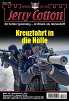 Jerry Cotton Sonderedition 134: Kreuzfahrt in die Hölle