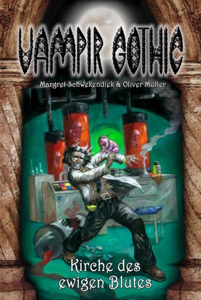 E-Book Vampir Gothic 25: Kirche des ewigen Blutes