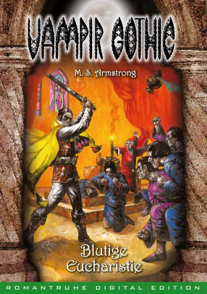 E-Book Vampir Gothic 38: Blutige Eucharistie