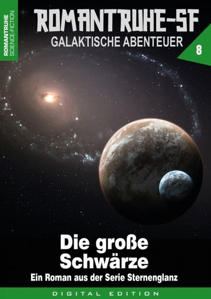 E-Book Romantruhe-SF 08: Die große Schwärze