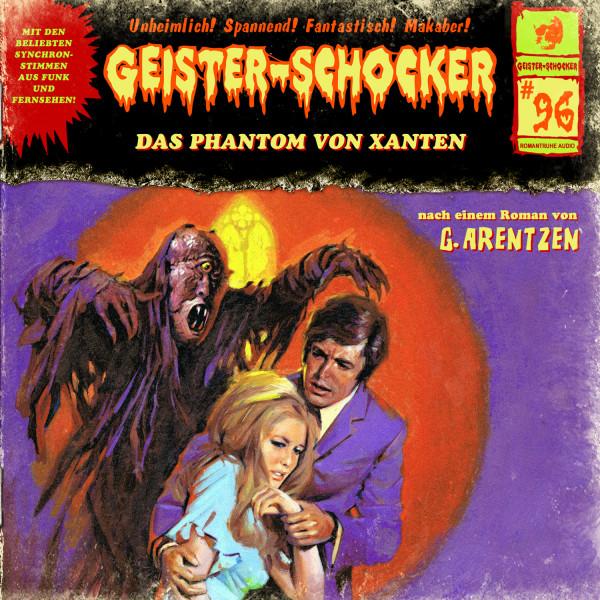 Geister-Schocker CD 96: Das Phantom von Xanten