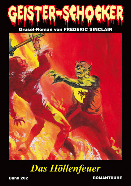 Geister-Schocker 202: Das Höllenfeuer