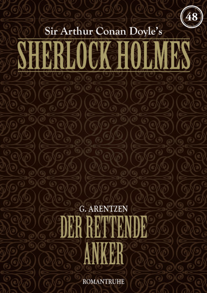 E-Book Sherlock Holmes 48: Der rettende Anker
