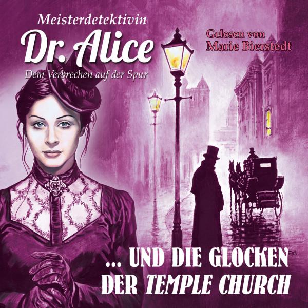 MP3-DOWNLOAD Dr. Alice 06: Die Glocken der Temple Church