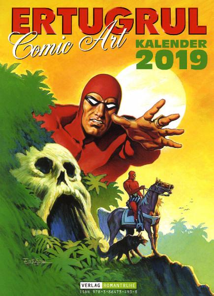Ertugrul Comic Art Kalender 2019