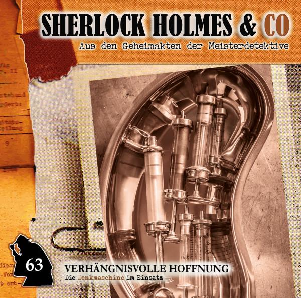 Sherlock Holmes und Co. CD 63: Verhängnisvolle Hoffnung