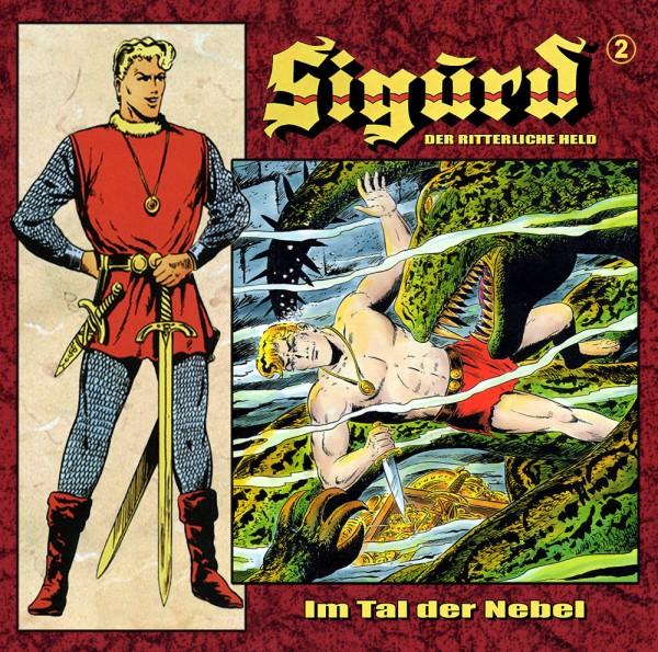 MP3-DOWNLOAD Sigurd Hörspiel 2: Im Tal der Nebel